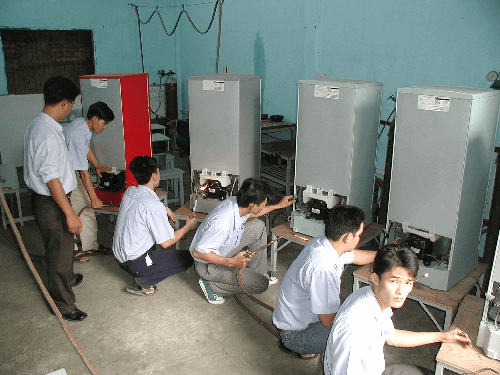 Sửa chữa tủ lạnh chuyên nghiệp tại thủ đức