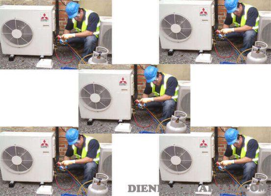 Trung Tâm Điện Lạnh Quản Lý nhận lắp đặt - bảo hành - sửa máy lạnh tận nhà