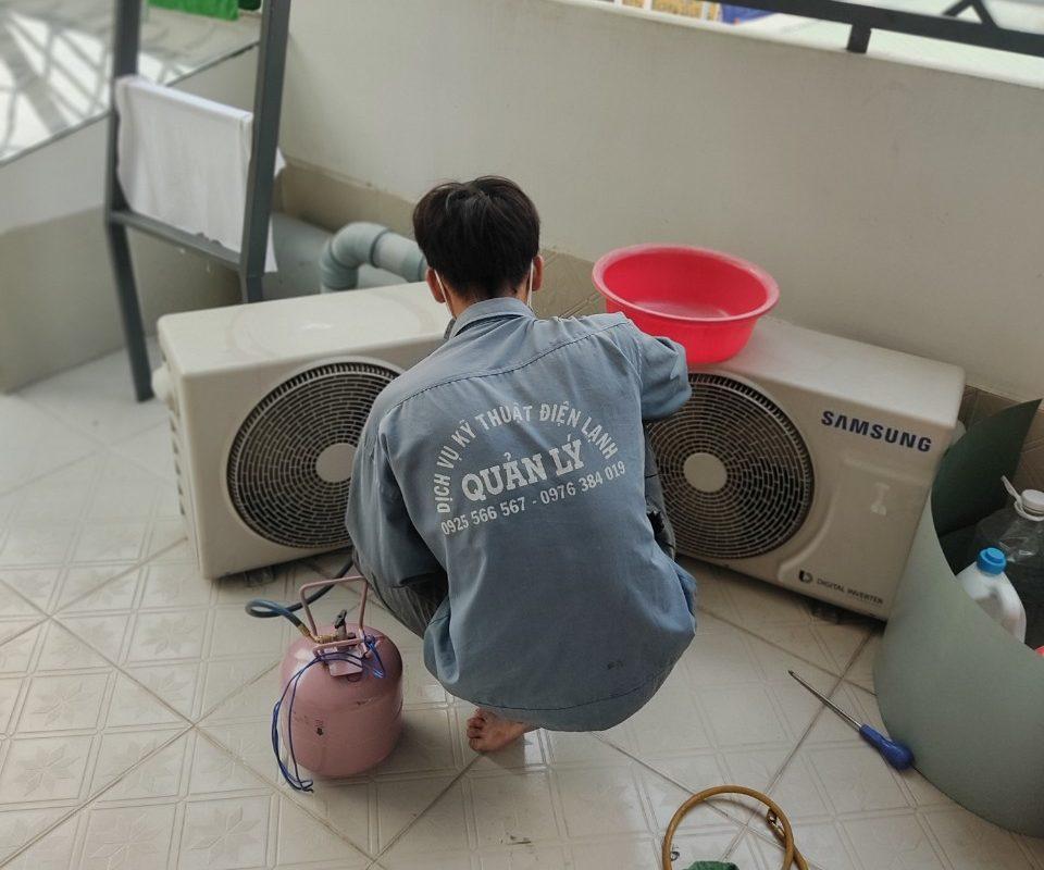 Nhiệt tình, chuyên nghiệp là phương châm làm việc của Điện Lạnh Quản Lý
