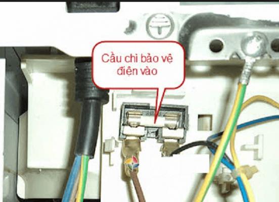 Điện lạnh quản lý kiểm tra Cầu chì bảo vệ máy lạnh