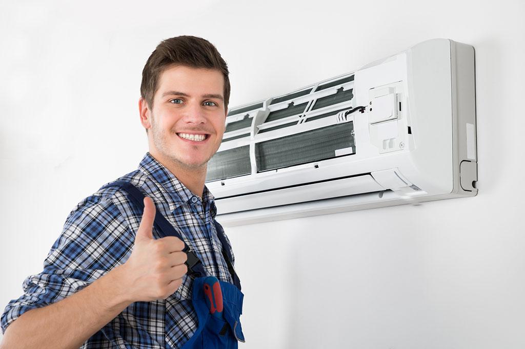 Trung tâm vệ sinh máy lạnh Bình Thạnh giá rẻ, chuyên nghiệp