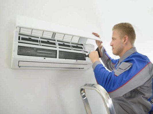 sửa máy lạnh ở dĩ an