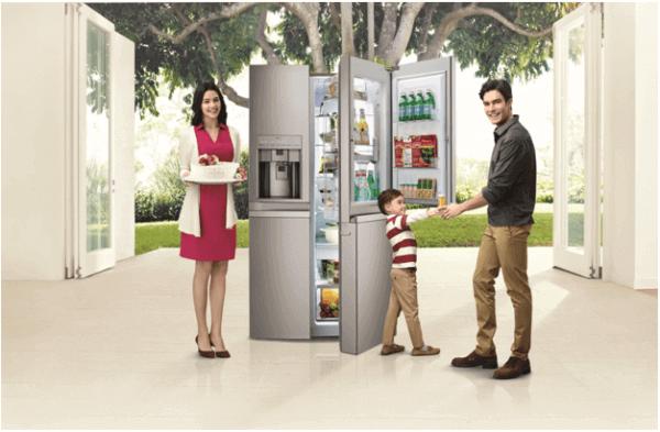 sửa chữa tủ lạnh ở Dĩ An