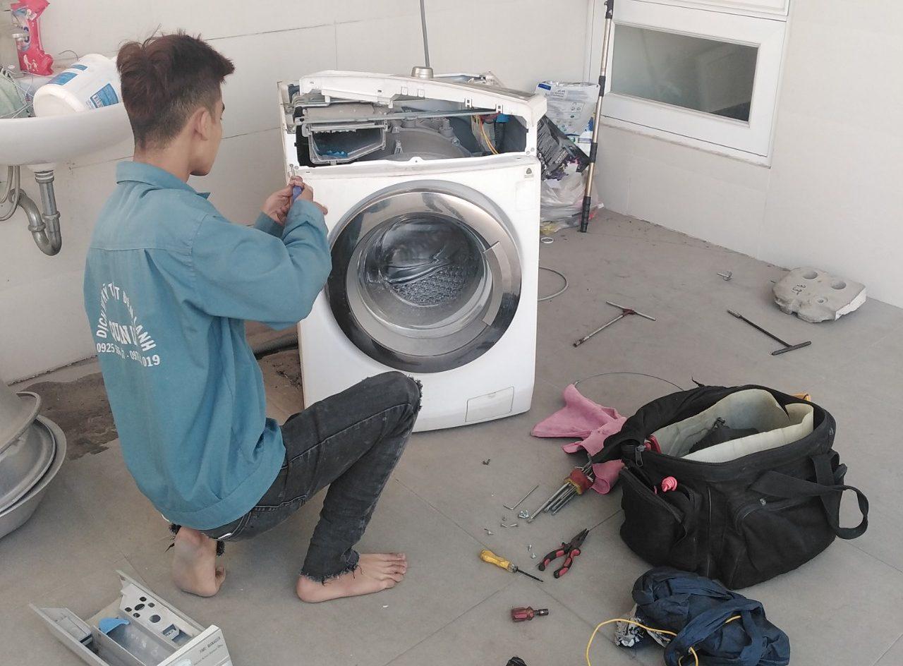 Trung tâm sửa máy giặt Điện lạnh Quản lý mang đến chất lượng dịch vụ tốt nhất