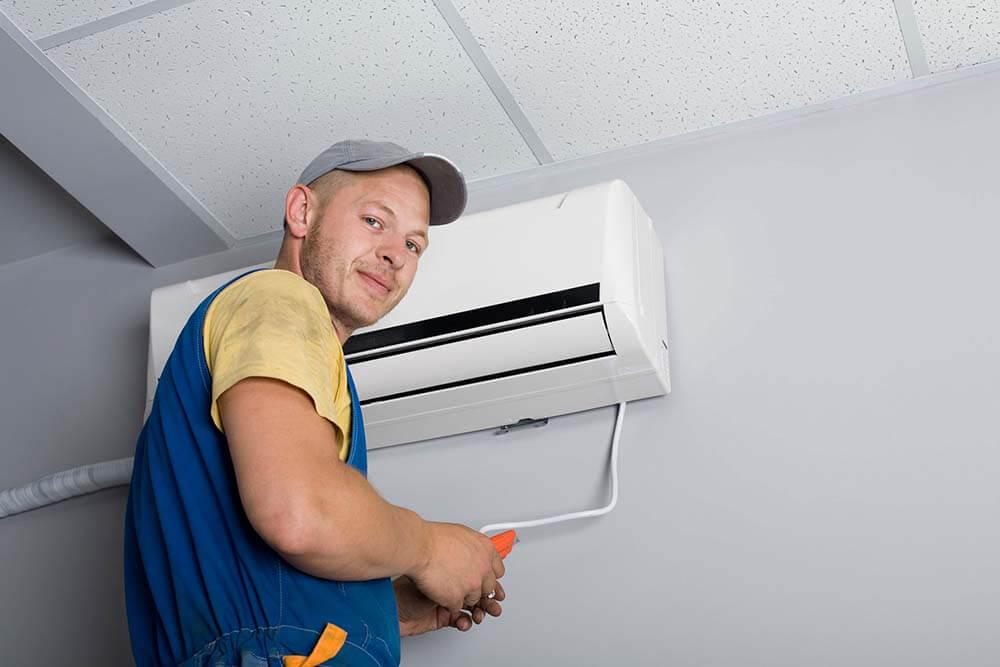 Quy trình tiếp nhận vệ sinh máy lạnh quận 2