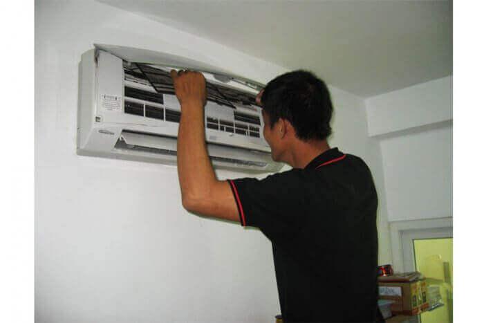 Điện Lạnh Quản Lý chuyên vệ sinh máy lạnh quận Bình Thạnh