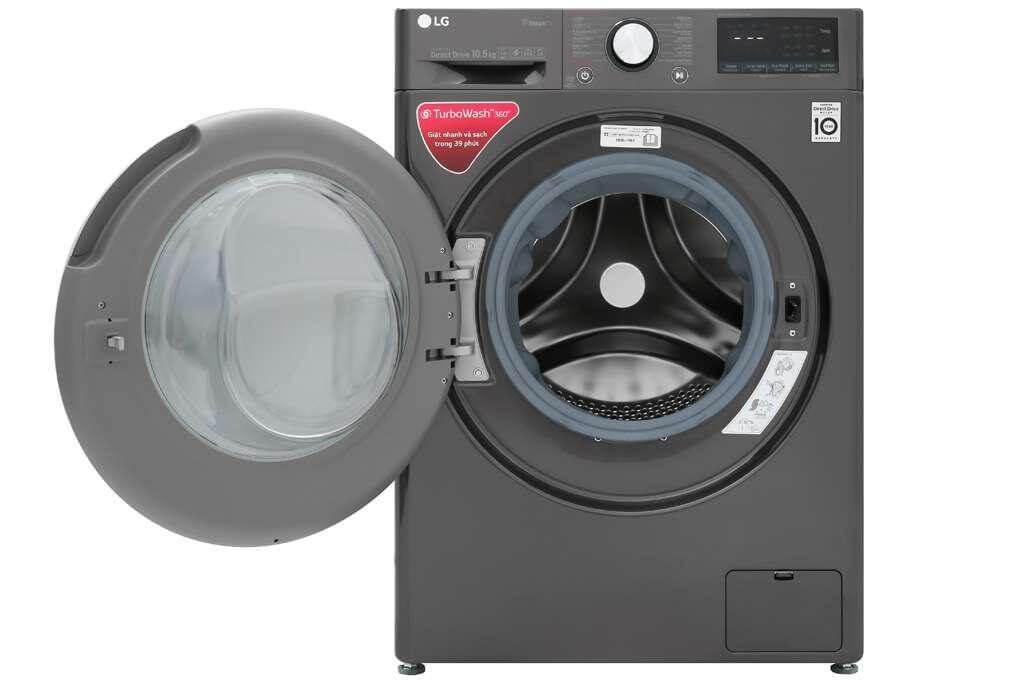 Các lỗi thường gặp ở máy giặt
