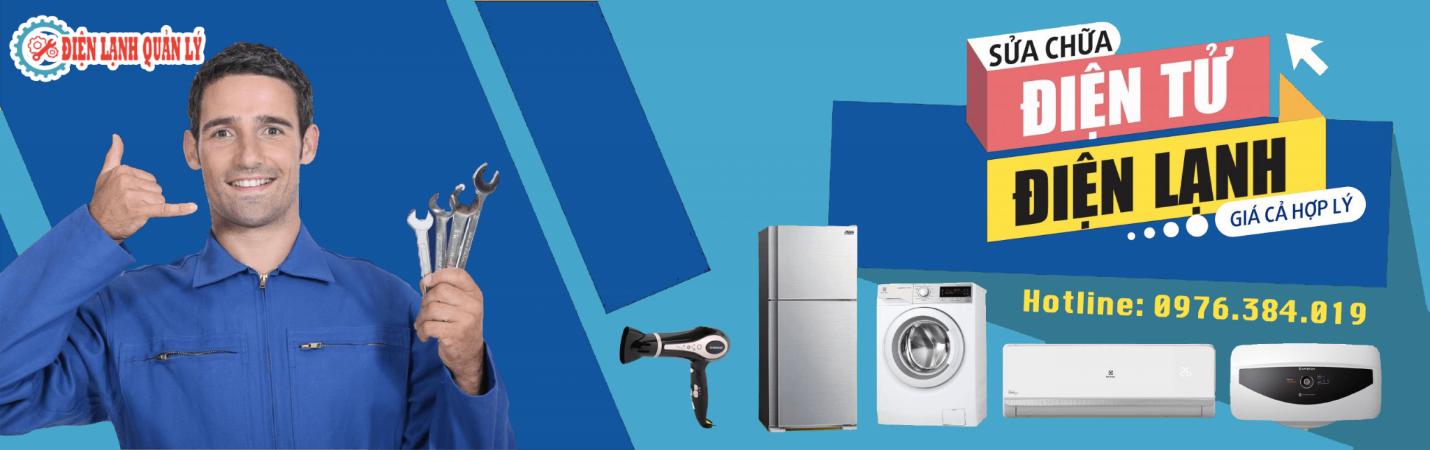 Liên hệ Điện Lạnh Quản Lý để được tư vấn về các dịch vụ sửa chữa điện lạnh.