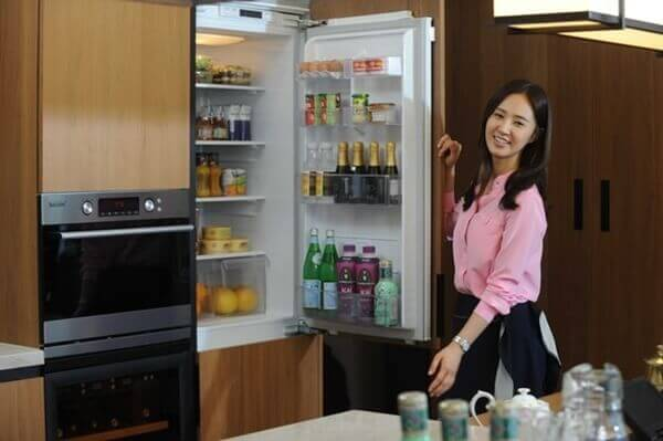 Tủ lạnh thiết bị tiện nghi cho cuộc sống hiện đại