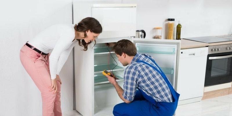 Điện lạnh Quản lý cam kết làm việc uy tín và chuyên nghiệp