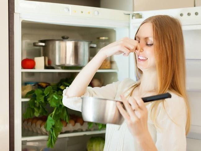 Nên bảo trì vệ sinh tủ lạnh định kỳ để tránh phát sinh mùi hôi