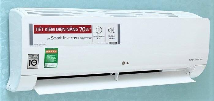 Máy lạnh là vật dụng phổ biến trong các gia đình