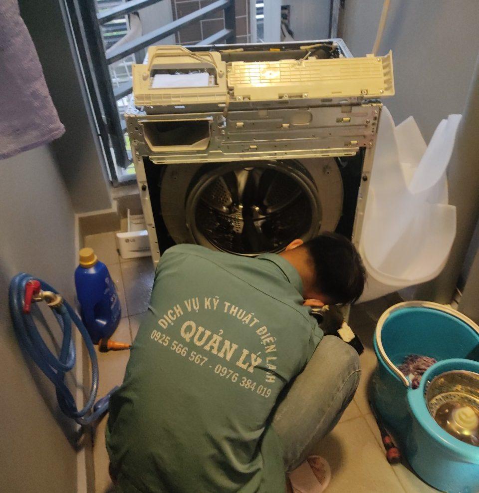 Điện lạnh Quản lý cam kết sửa chữa chuyên nghiệp