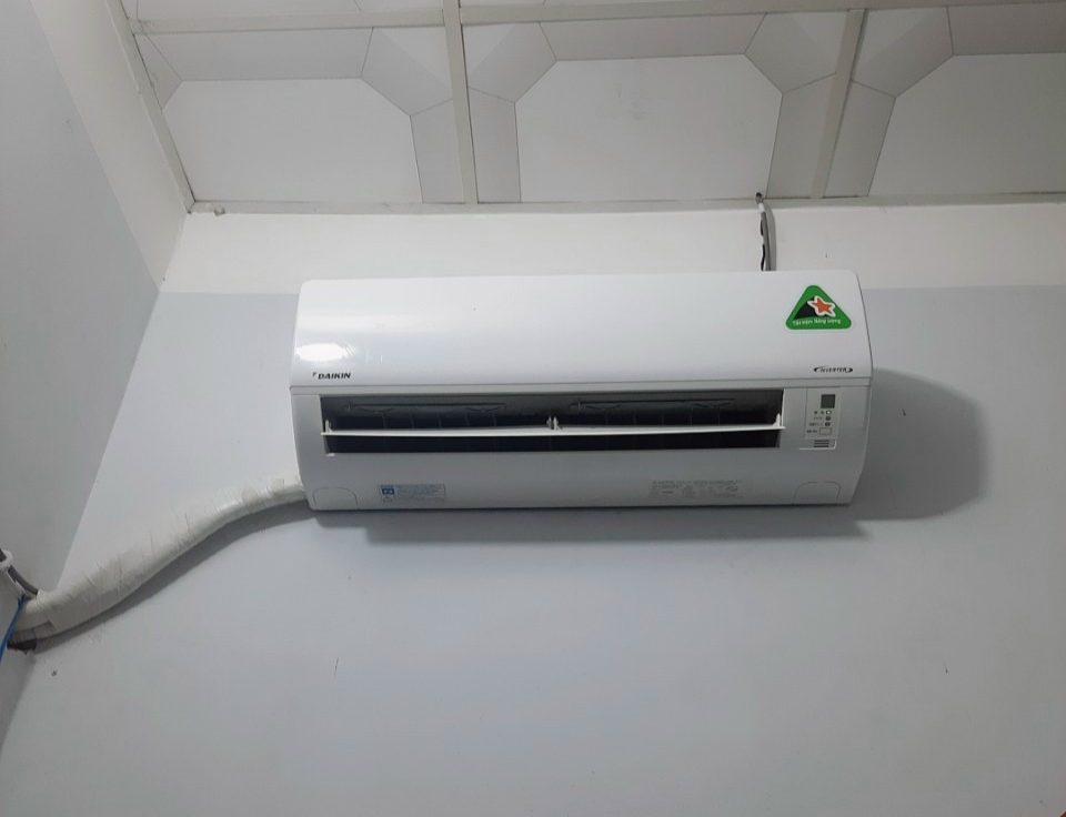 Quy trình sửa máy lạnh Gò Vấp của Điện Lạnh Quản Lý