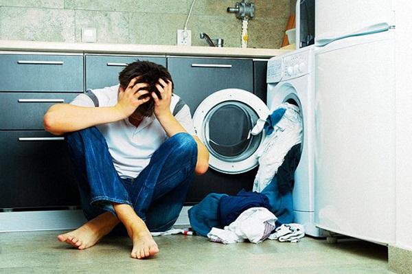 Cách sửa máy giặt Sanyo không vắt
