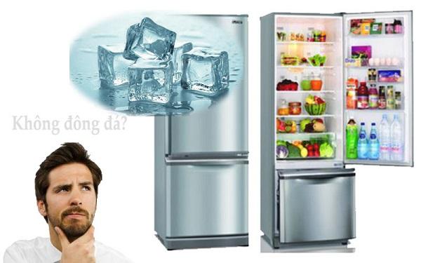 Cách sửa tủ lạnh không đông đá