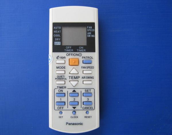 Cách sửa điều khiển điều hòa Panasonic