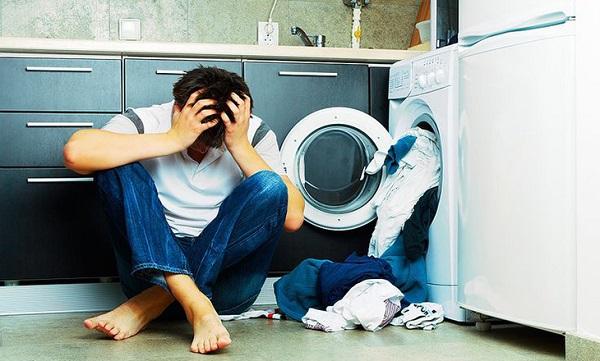 Cách sửa máy giặt không giữ nước