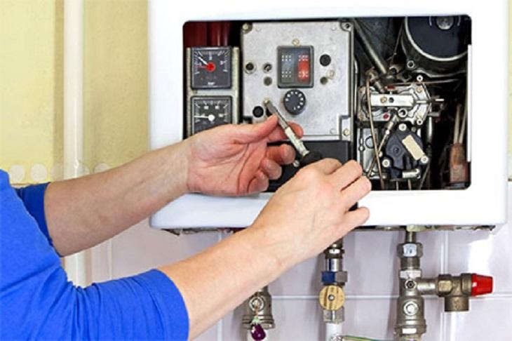 Sửa máy nước nóng lạnh Bình Thạnh