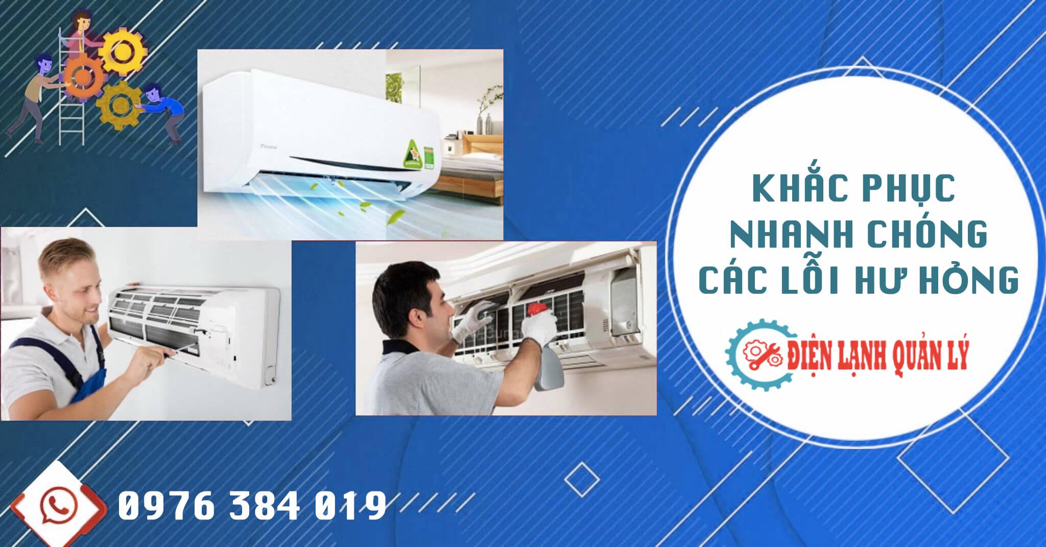 trung tâm bảo hành máy lạnh ở quận gò vấp
