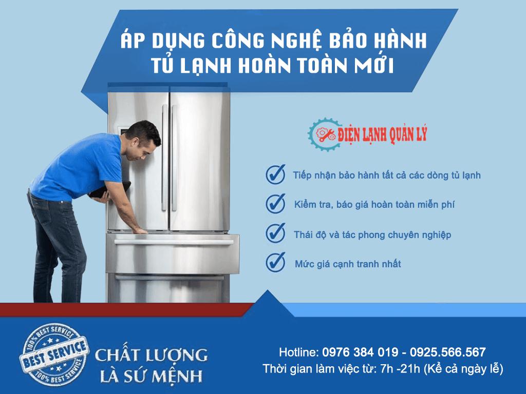 trung tâm bảo hành tủ lạnh hcm