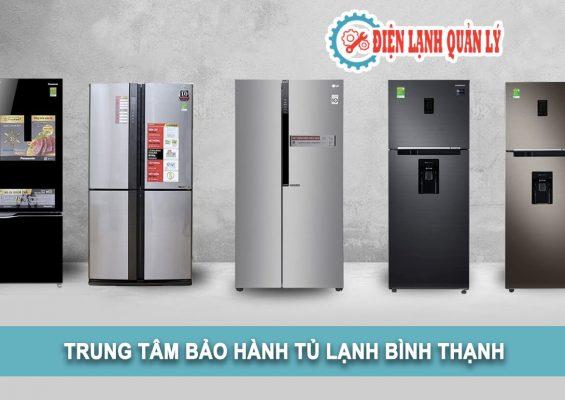 trung tâm bảo hành tủ lạnh ở quận bình thạnh