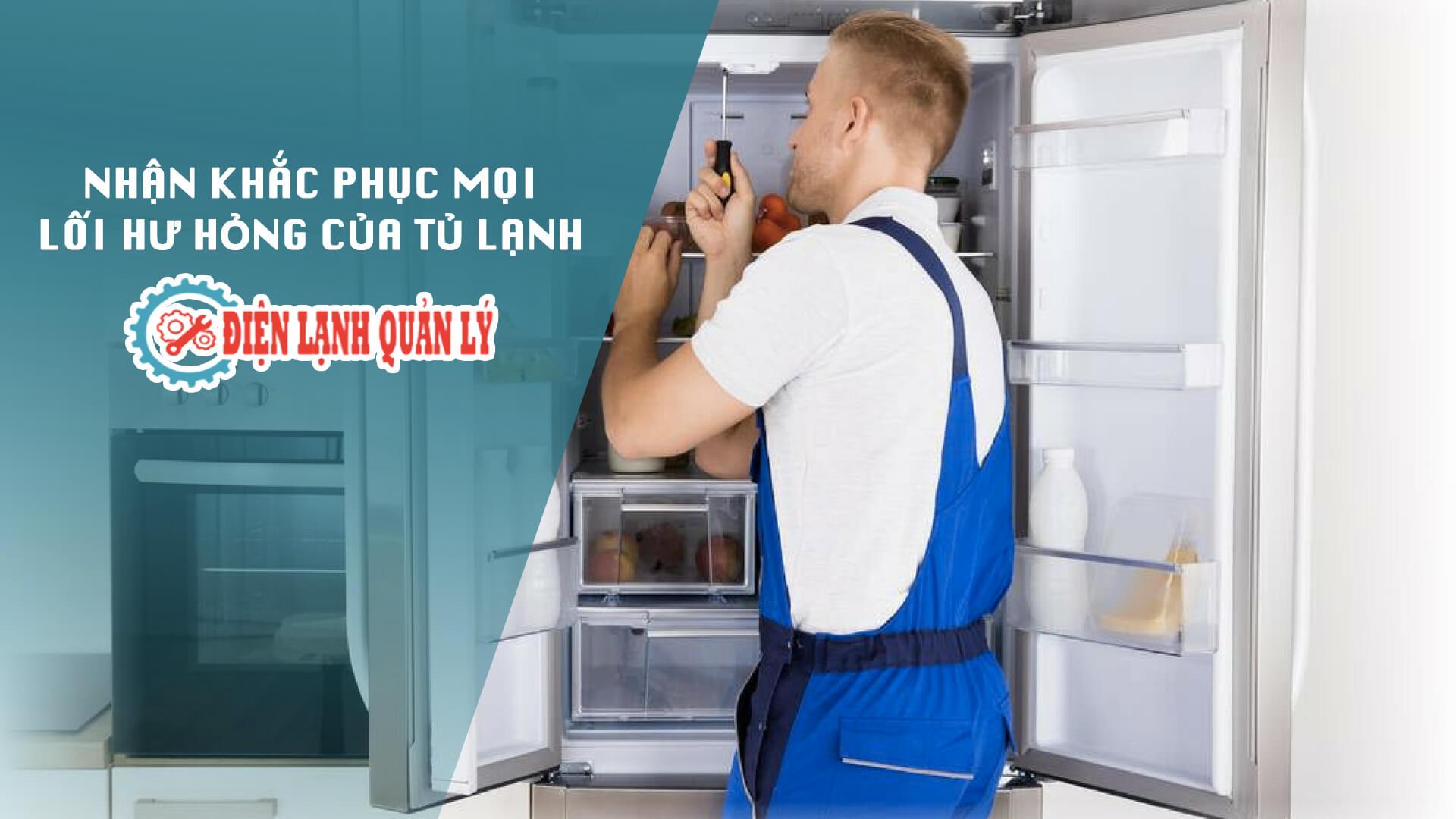 trung tâm bảo hành tủ lạnh ở quận gò vấp