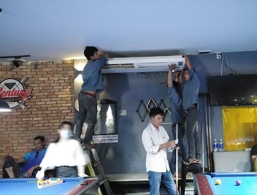 Lắp đặt, sửa máy lạnh tại Bình Thạnh của Điện Lạnh Quản Lý