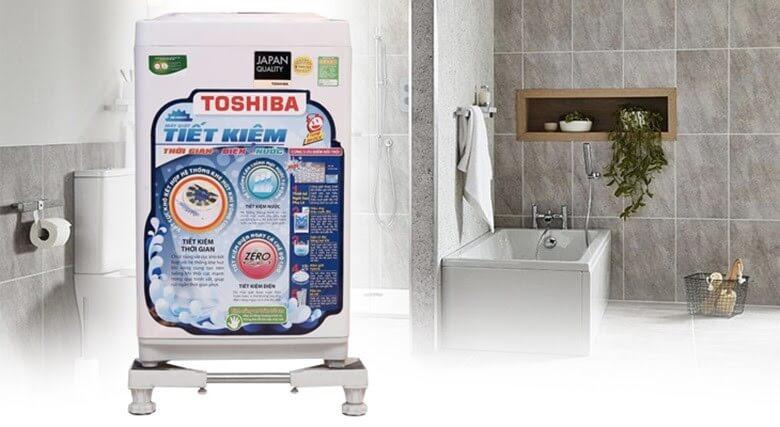 Chân đế máy giặt là phụ kiện không thể thiếu để bảo vệ máy giặt
