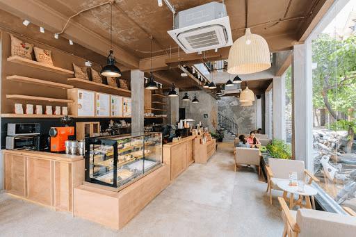 Điều hòa cho các quán cafe