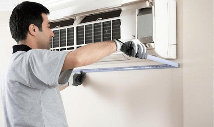 Điều hòa lâu không vệ sinh sẽ làm giảm khả năng làm lạnh