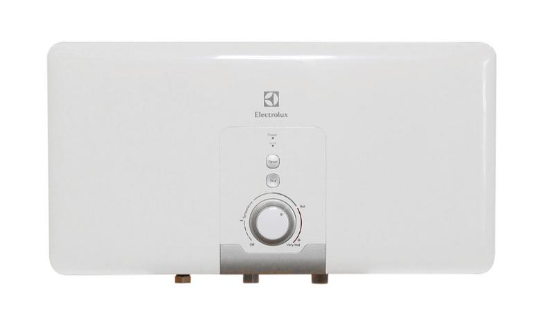 Bình nóng lạnh Electrolux hiện đại có xuất xứ từ Thụy Điển.