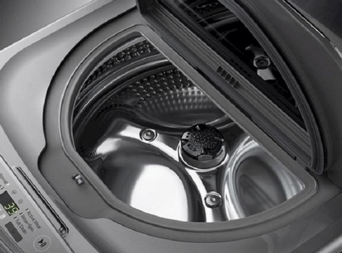 Tính năng giặt – vắt tự động của máy giặt mini.