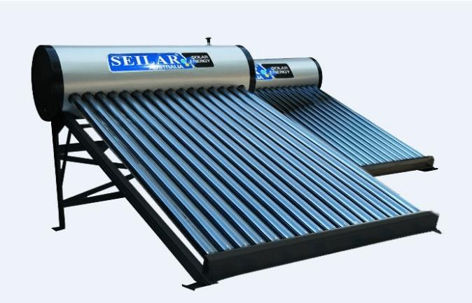 Ống dầu có nhiều ưu thế trong máy nước nóng năng lượng mặt trời.