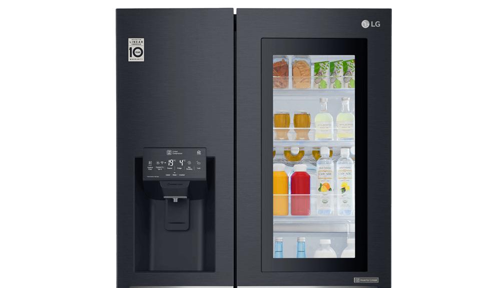 Dòng tủ lạnh LG mang lại uy tín cho mọi nhà.