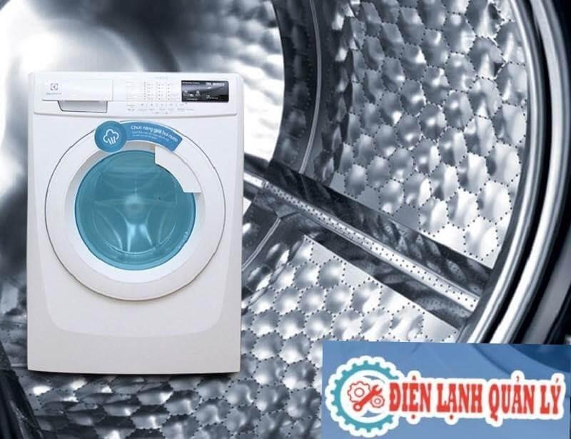 Liên hệ Điện Lạnh Quản Lý để sử dụng dịch vụ vệ sinh máy giặt Dĩ An chất lương cao.