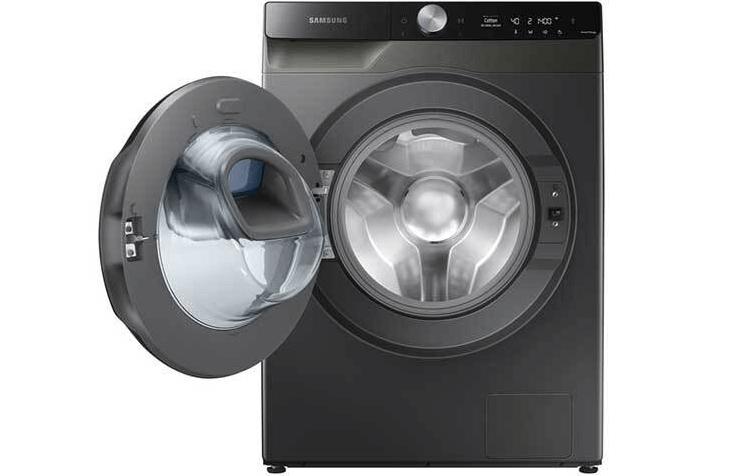 Máy giặt sấy khô Samsung Inverter WD95T754DBX/SV 9.5 kg