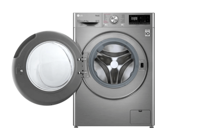 Máy giặt sấy LG Inverter FV1409G4V 9kg
